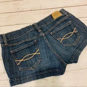 Abercrombie & Fitch Jean shorts 6 denim stretch